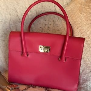 Kate Spade Gorgeous Briefcase!! Fabulous Shape!!